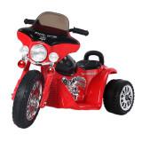Cumpara ieftin Motocicleta electrica pentru copii, POLICE JT568 35W STANDARD Rosu