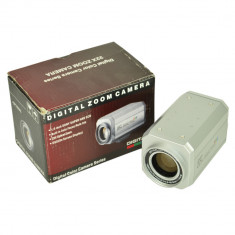 Resigilat : Camera de supraveghere video model TY-003 lentile cu zoom integrat