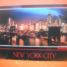 HOPCT 64070 PODUL BROOKLYN -NEW YORK  - SUA- STAMPILOGRAFIE-CIRCULATA