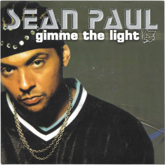 CD Sean Paul ‎– Gimme The Light, original
