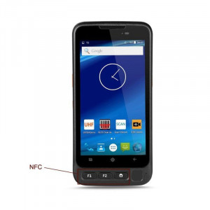 Cititor coduri bare 2D Honeywell, Android, PDA touch IPS 5 inch, IP67, 7MP, pistol