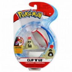 Pokemon figurina Sandygast in bila rapida