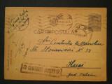 1943-C.P. circ. -CENZURAT BRASOV 12