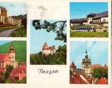 CPIB 16138 CARTE POSTALA - BRASOV. MOZAIC