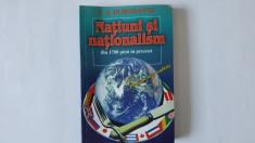 E. J. Hobsbawm Națiuni și naționalism din 1870 și până în prezent foto
