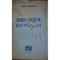 GENEZA MITULUI - Aurel Cosmoiu, DEDICATIE!