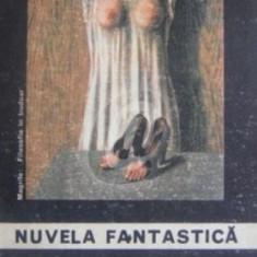 Coresi - revista de literatura, nr. 7/1990. Nuvela fantastica
