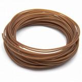 Pla filament pentru 3d-stift & 3d-drucker, 10m lang, 1,75mm querschnitt, gold, ,
