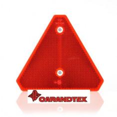 Catadioptru, triunghi reflectorizant.