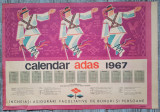 Calendar ADAS 1967