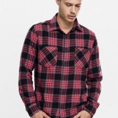 Camasa checked flanell shirt 3 Urban Classics XL EU, Multicolor