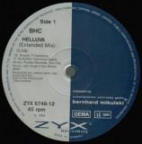 Brotherhood Creed - Helluva (1992, ZYX) Hip Hop, disc vinil Maxi Single