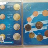 SET 8 MONEDE EURO - SLOVENIA 2007, Europa