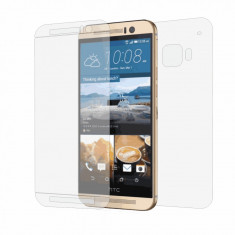 Folie de protectie Clasic Smart Protection HTC One M9 Prime Camera