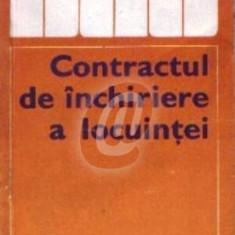 Contractul de inchiriere a locuintei