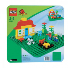 Set de constructie LEGO DUPLO Placa mare verde pentru constructii