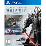 FINAL FANTASY XIV ONLINE COMPLETE EDITION - PS4