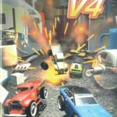 Micro Machines V4 - PSP [Second hand], Curse auto-moto, 12+, Multiplayer