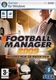 Football manager 2009 - PC [Second hand], Simulatoare, 3+