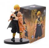 Figurina Demon Slayer Zenitsu Agatsuma  15 cm anime