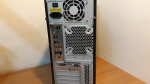 Pc i7 860 3,4gh 4/8GB video HD 2GB DDR3 unitate 1156 calculator Gaming
