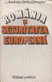 Romania si securitatea europeana
