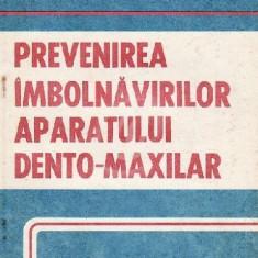 Prevenirea imbolnavirilor aparatului dento-maxilar