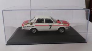 macheta renault 12 gordini rallye de monte carlo 1973 - atlas, 1/43.