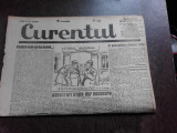 Ziarul Curentul , director Pamfil Seicaru , 6 mai nr.1887/1933