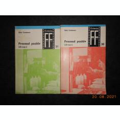 SYLVIU COMANESCU - PROCESUL POZITIV. ALB-NEGRU 2 volume