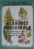 Gr. Constantinescu - Sa ne cunoastem plantele medicinale, 250 pag.