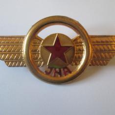 Rara! Insigna Politia rutiera motociclete Iugoslavia