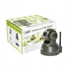Resigilat : Camera cu IP PNI IP651W, P2P, PTZ, wireless
