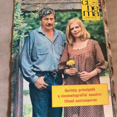 Revista Cinema nr 8 1967