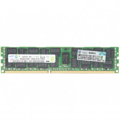 Memorie Server HP 16GB (1x16GB) Dual Rank x4 PC3-12800R (DDR3-1600) Registered CAS-11- 672612-081, 684031-001