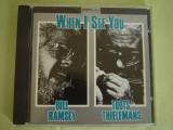 2 CD la pret de 1 - BILL RAMSEY - TOOTS THIELEMANS / THE STAKS - VOLT REVUE