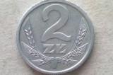 MONEDA 2 ZLOTY 1990-POLONIA
