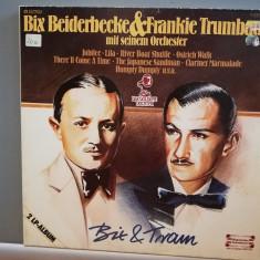 Bix Beiderbecke & Frankie Trumbauer – Best Of – 2LP (1969/EMI/RFG) - VINIL/NM+