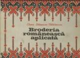 elena stefanescubatranescubroderia romaneasca aplicata