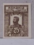 BANCNOTA 25 BANI , NECIRCULATA , EMISA IN 1917