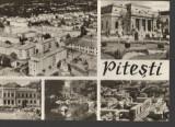 CPI B14410 CARTE POSTALA - PITESTI, MOZAIC
