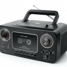 Radio casetofon / CD MUSE M-182 RDC Black