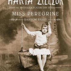 Miss Peregrine 4. Harta zilelor