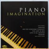 CD Piano Imagination, original, jazz
