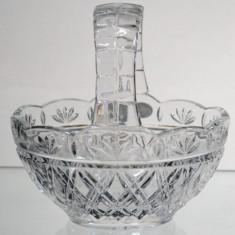 Cos Cristal Bohemia 17cm,Cod Produs:205