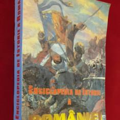 Enciclopedia de istorie a Romaniei - Ioan Scurtu