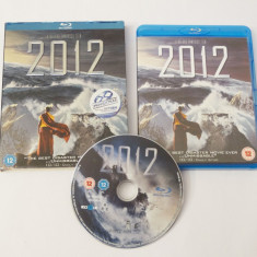 Film Blu-ray bluray - 2012 - complet in limba engleza