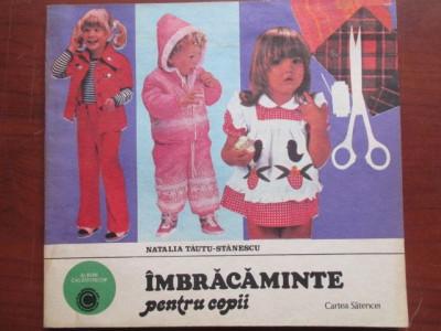Imbracamite pentru copii foto