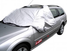 Husa pentru masina cu magneti pentru protectie parbriz si geamuri laterale HP foto