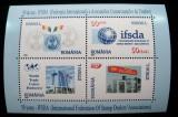Aniversare IFSDA, colita neuzata, MNH, L.P. 1586, 2002